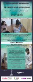 TALLER RESIDENCIA  INTERNACIONAL - EL CUERPO DE LA ORGANICIDAD